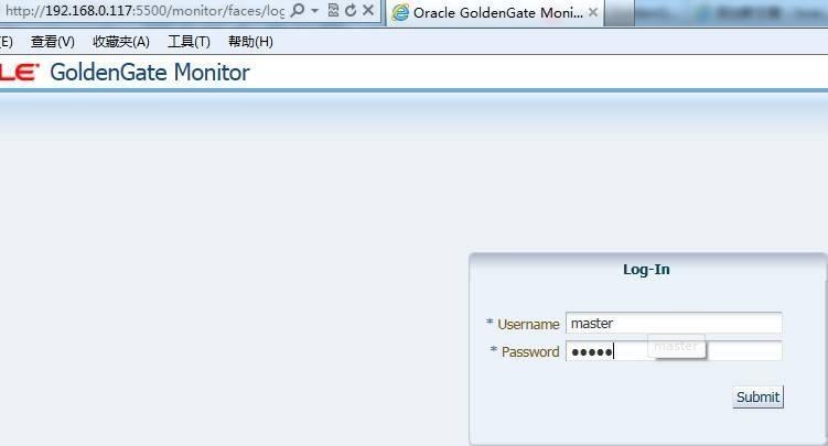 Goldengate monitor v11.1 Install for LinuxX86插图(13)
