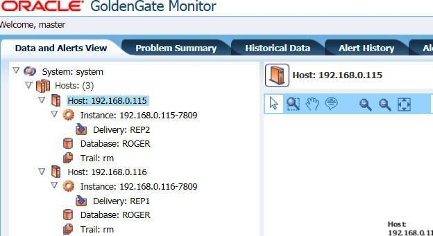 Goldengate monitor v11.1 Configure for Linux X86插图