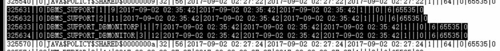 数据库被注入恶意攻击程序的案例恢复(ORA-16703)插图(1)